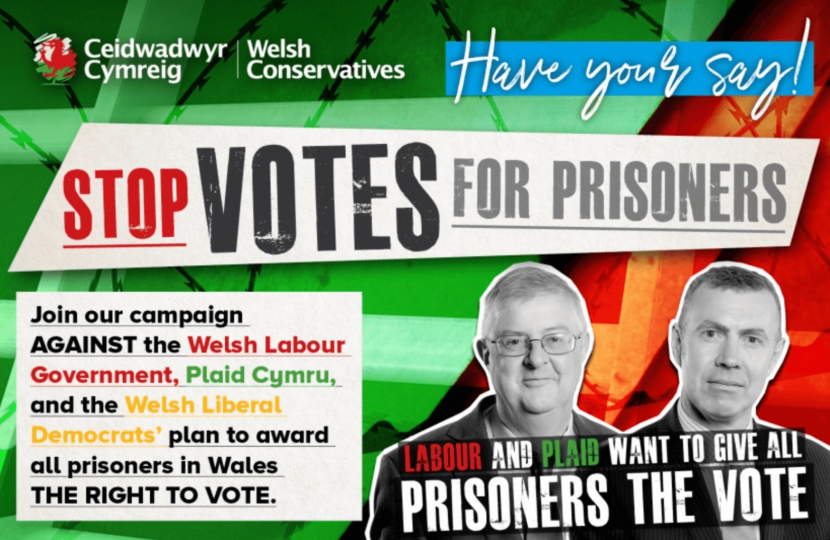Stop Votes for Prisoners