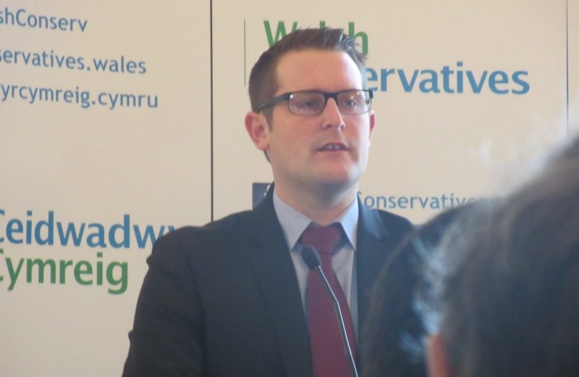 Andrew Atkinson Welsh Conservatives